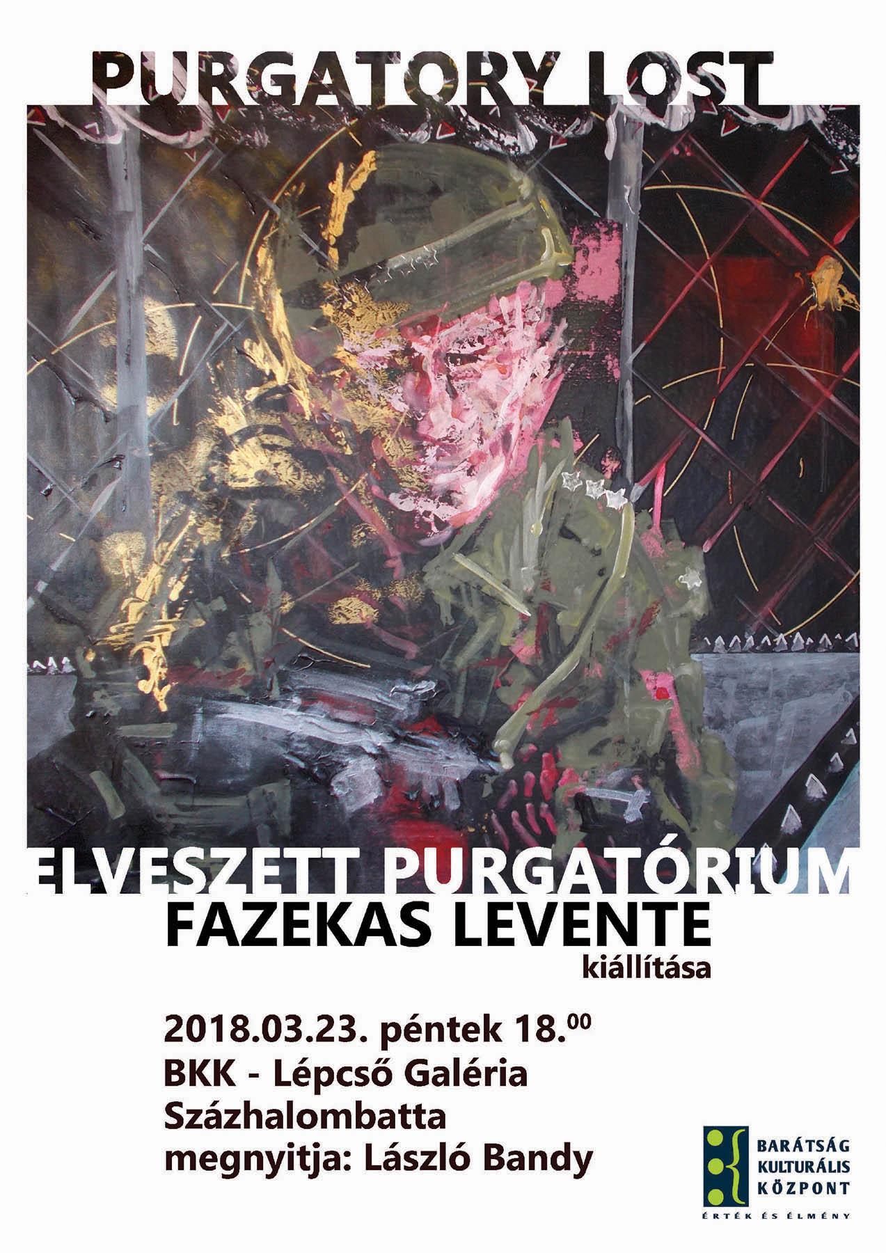 Elveszett Purgatórium /// Purgatory Lost